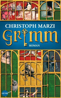 Grimm Book Cover