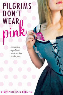 Pilgrims don't wear pink Book Cover
