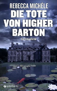 Die Tote von Higher Barton Book Cover