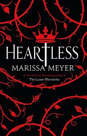 Heartless Book Cover