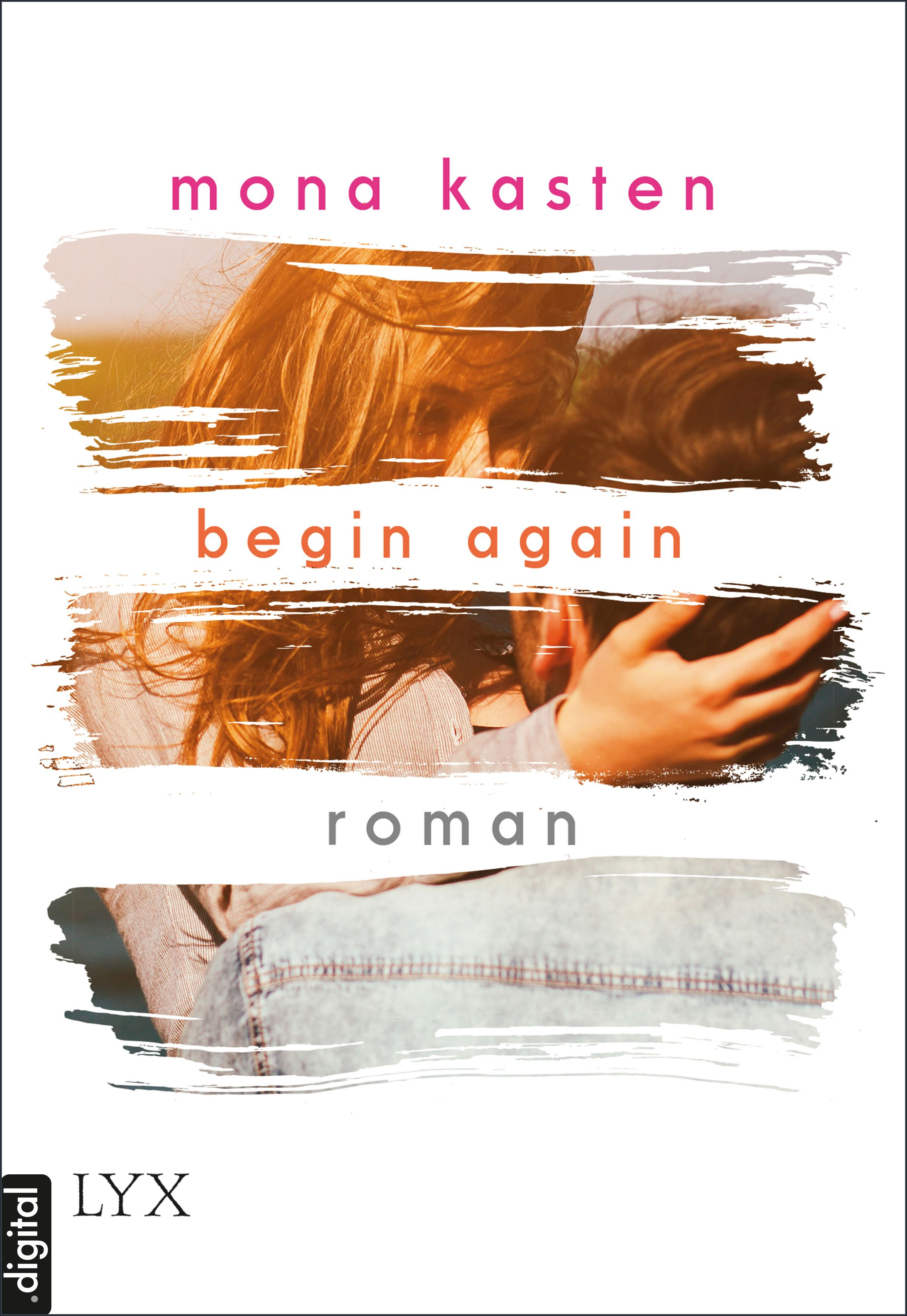 Begin Again Book Cover