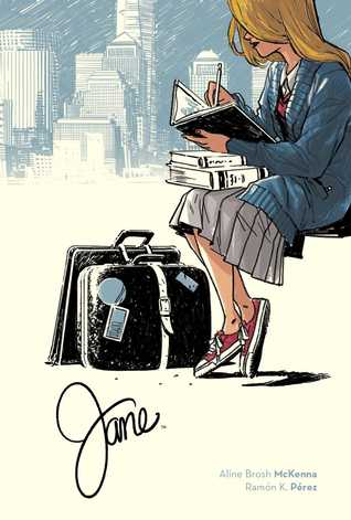Jane Book Cover