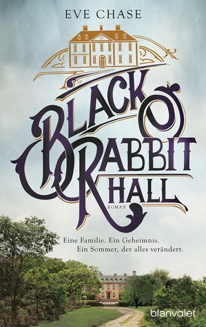 Black Rabbit Hall Book Cover