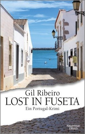 Lost in Fuseta Book Cover