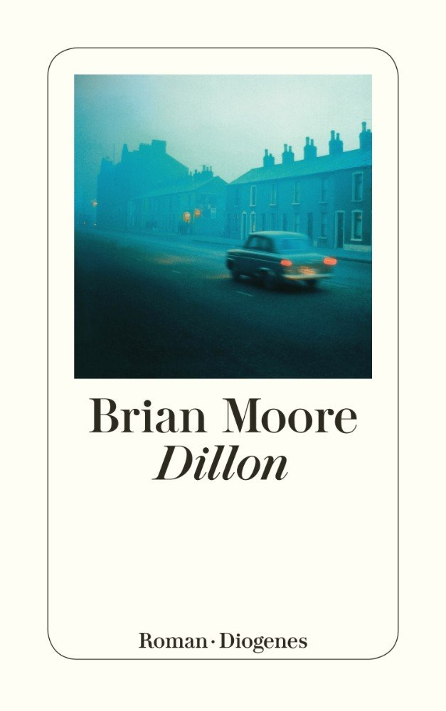 Dillon Book Cover