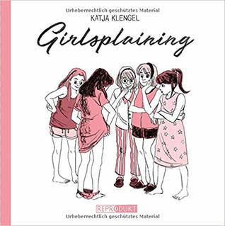 Girlsplaining Book Cover