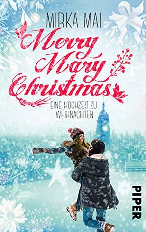 Merry Mary Christmas Book Cover