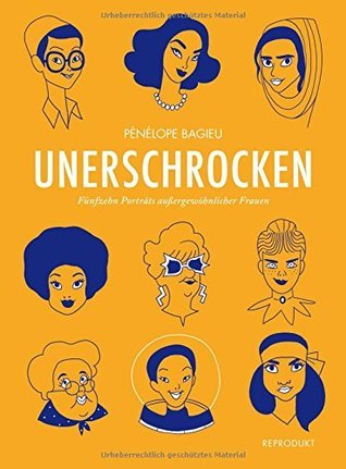 Unerschrocken Book Cover